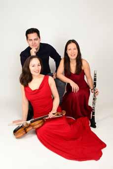 Bild: Das Trio Schmuck