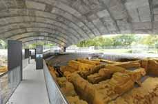 Bild: Im rund 1000 Quadratmeter großen LVR-Industriearchäologischen Park wird mit den freigelegten Überresten des alten Hüttenwerks St. Antony seine Geschichte wieder zum Leben erweckt. (Foto: LVR-Industriemuseum)