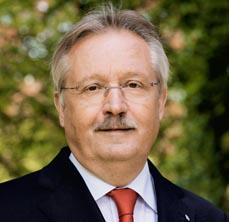 Bild: Alt-Oberbürgermeister Klaus Wehling. (Foto: Rakete)