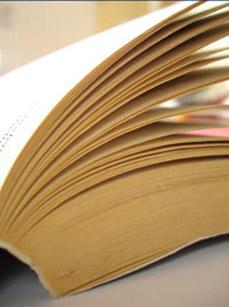 Bild: Die Stadtbibliothek hat einige Titel des Literaturnobelpreisträgers auf Lager..