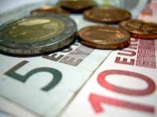 Bild: Die Pro-Kopf-Verschuldung ist um 11 Euro gesunken.