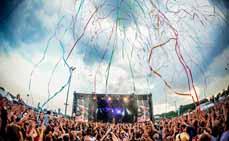 Bild: Mehr als 20000 Besucher werden zur 90er Party erwartet.