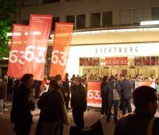Bild: Die Lichtburg, Spielstätte für die kurzen Filme.