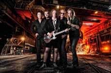Bild: King Bon spielen die Hits der Rock-Giganten AC/DC