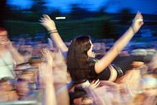 Bild: 25.000 Menschen werden im Olga-Park erwartet.