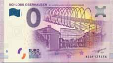 Bild: So sieht er aus, der neue Null-Euro-Schein. (Foto: OWT GmbH)