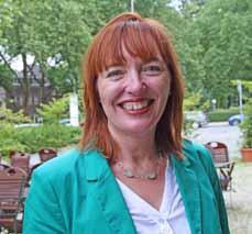 Bild: Britta Costecki, städtische Gleichstellungsbeauftragte. (Foto: Pressestelle)