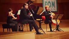 Bild: Das Trio Lafroyg.