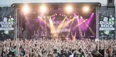 Bild: Mehr als 25.000 Menschen werden zum Festival erwartet.