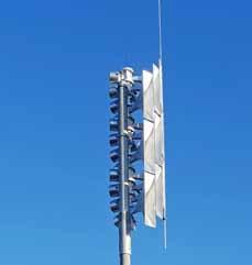 Bild: So sehen die neuen Sirenen aus, die im gesamten Stadtgebiet installiert wurden und am 5. September heulen werden. (Foto: Stadt Oberhausen)