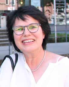 Bild: WBO-Geswchäftsführerin Maria Guthoff. (Foto: Stadt Oberhausen)