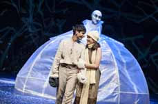 Bild: Eine Szene aus dem Theaterstück