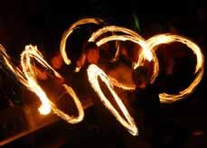 Bild: Lirich leuchtet lichterloh.....