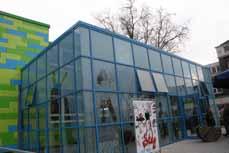 Bild: Das Jugendzentrum