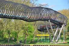 Bild: Die beliebte Brücke wird für ca. vier Monate gesperrt. (Foto: Ilias Abawi, Emschergenossenschaft)